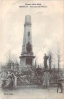CPA Guerre 1914 Baccarat Monument Des Vétérans (animée) I1118 - Baccarat