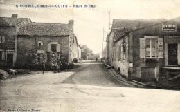 96654 - Gironville Sous Les Cotes (55) Route De Toul - Other Municipalities