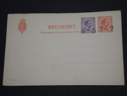 DANEMARK - Entier Vierge - A Voir - P17617 - Entiers Postaux