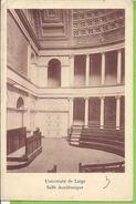--LIEGE -- UNIVERSITE DE LIEGE -- SALLE ACADEMIQUE  -- 1934 - Luik