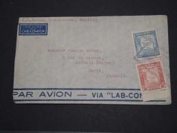 BOLIVIE - Env Pour Paris Par Condor - Juil 1937 - A Voir - P17661 - Bolivie