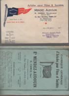 Catalogue MENDEZ-AUDOUIN (articles Pour Fêtes) Paris (CAT384) - Non Classés