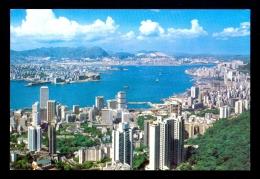Hong Kong Island, The Harbour / Postcard Not Circulated - Cina (Hong Kong)