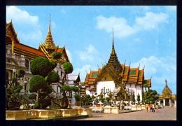 The Grand Palace Bangkok / Postcard Not Circulated - Thailand