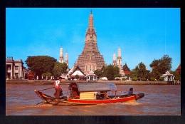 Wat Arun (Temple Of Dawn) / Postcard Not Circulated - Thailand