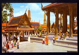 The Emerald Buddha Temple / Postcard Not Circulated - Thailand