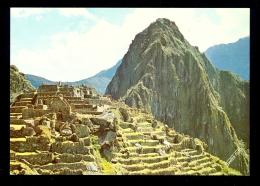 Machupicchu / Postcard Not Circulated - Peru