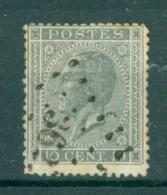 """BELGIE - OBP Nr 17 - Leopold I - Puntstempel  Nr 362  """"TONGRES"""" - (ref. ST-261) - Postmarks - Points"""