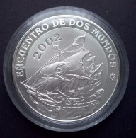 Spanje 10 Euro 2003, 5e Ibero Amerikaanse Serie Navigatie, Zilver Proof, LT: LV-G24 - Spanje