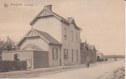 Arendonck. Grensstatie. (Arendonk. Tram. Station. Gare. Statie.) - Arendonk