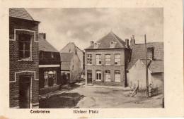 TENBRIELEN - COMINES WARNETON - KLEINER PLATZ - 1914 1918 - Comines-Warneton - Komen-Waasten