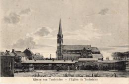 TENBRIELEN - COMINES WARNETON - KIRCHE - EGLISE DE TENBRIELEN - 1914 1918 - Comines-Warneton - Komen-Waasten