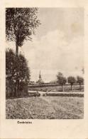 TENBRIELEN - COMINES WARNETON - KIRCHE - VILLAGE DE TENBRIELEN - 1914 1918 - Comines-Warneton - Komen-Waasten