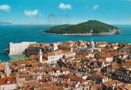 Yugoslavia Dubrovnik Panorama - Yugoslavia