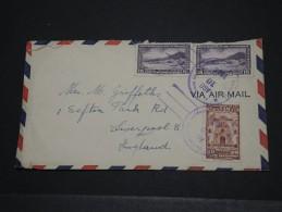 PANAMA - Env Pour Liverpool GB - Août 1946 - A Voir - P17678 - Panama
