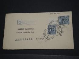 PANAMA - Envpar Avion Pour Bordeaux France - Avril 1931 - A Voir - P17679 - Panama