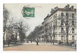 SAINT ETIENNE  (cpa 42)   Cours Victor Hugo     - - Saint Etienne