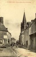 D 72 - ROUESSE-VASSE -Entrée Du Bourg - Altri Comuni