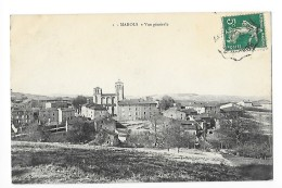 MAROLS  (cpa 42)  Vue Générale - Other Municipalities