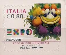 2015 Italein Mi. 3805 **MNH  Weltausstellung EXPO 2015, Mailand - 6. 1946-.. Republik
