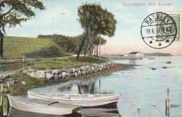 Strandparti Ved Korsor   - Scan Recto-verso - Denmark