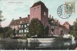 Aalholm ( Lolland) - Scan Recto-verso - Danimarca