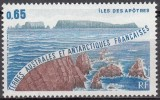 TAAF 1982 Yvert Poste Aérienne 73 Neuf ** Cote (2015) 0.80 Euro Iles Des Apôtres - Poste Aérienne