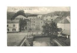 Yvoir.  Le Pont Sur Le Bocq  (1913). - Yvoir
