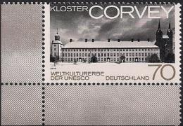 2016 Deutschland Mi. 3220 **MNH  UNESCO-Welterbe: Kloster Corvey - BRD