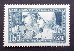 Frankrijk 1928, Caisse D´amortissement - Zegel Ongebruikt - Yvert: 252 Michel: 229 - France