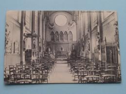 Oud MANNENHUIS St. CAROLUS ( Kapel ) Anno 19?? ( Jef Wante ) ( Zie Foto Voor Details ) !! - Gent