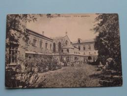 Oud MANNENHUIS St. CAROLUS ( Hof En Gaanderijen ) Anno 19?? ( Jef Wante ) ( Zie Foto Voor Details ) !! - Gent