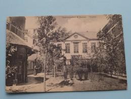Oud MANNENHUIS St. CAROLUS ( Voorhof ) Anno 19?? ( Jef Wante ) ( Zie Foto Voor Details ) !! - Gent