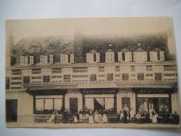 Restaurant DANGUIN , Café , Hôtel , Face à La Gare - Moulins