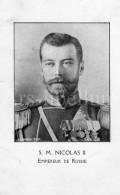 Postcard / CP / Royalty / Russia / Tsar / Nicolas II / Romanov / Nicholas II Of Russia / Empereur De Russie / Unused - Familles Royales