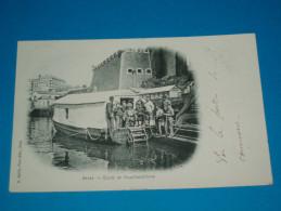 29 ) Brest - école De Scaphandriers  - Année 1900 - EDIT: Boelle - Brest