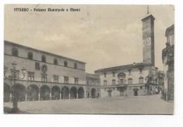 VITERBO PALAZZO MUNICIPALE E MUSEO VIAGGIATA FP VEDI RETRO - Viterbo