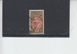 ITALIA  1950 - Sassone  632° - Accademia - 6. 1946-.. Repubblica