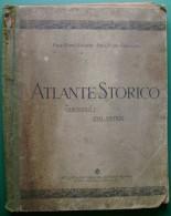 M#0P82 Baratta-Fraccaro ATLANTE STORICO De Agostini 1923/Vol.I° : EVO ANTICO - Mappe