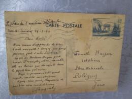 ENTIER POSTAL 403 CPI . 70 CENTIMES ARC DE TRIOMPHE - Postal Stamped Stationery