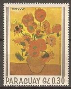PARAGUAY     -    PEINTURE  De   VAN GOGH   -     Neuf ** - Impressionismo