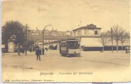 Bergamo Panorama Del Sentierone - Bergamo