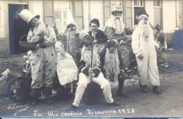WINENNE Prés De Beauraing Et Felenne. Carte-Photo. La Mi Carême En 1925. . - Non Classés