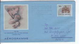1993 - Aerogramma N. 30 - Postal Stationeries