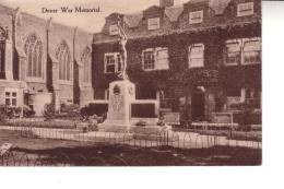 DOVER  War Memoril - Dover