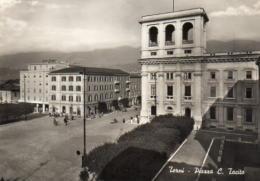 Terni - Piazza C. Tacito - Terni