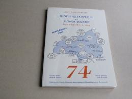 HISTOIRE POSTALE ET MONOGRAPHIE  SEINE INFERIEURE .  SUPPLEMENT  1992 - Handboeken