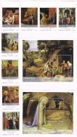 BL 97 SIERRA LEONE  XX  YVERT NRS 1855/1862 + BLOKKEN 251/252 ZIE SCAN THEMA KERSTMIS - Timbres