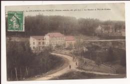 Le Chambon Sur Tence : Le Sarzier - France