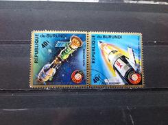 Burundi - Serie Ruimtevaart 1975 - Burundi